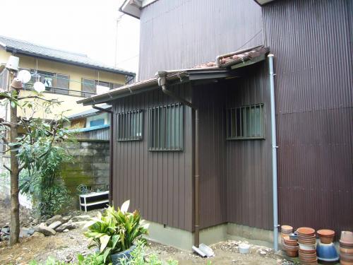 トイレ増築工事