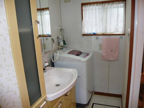 洗面所改装工事